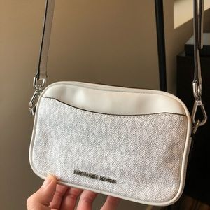 Michael Kors Logo Convertible Belt Bag